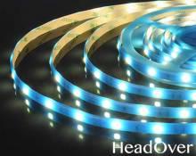 Светодиодная лента Elektrostandard 5050/30 LED 7,2 W IP65 синий свет