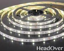 Светодиодная лента Elektrostandard 5050/30 LED 7.2W IP20 [белая подложка] белый свет