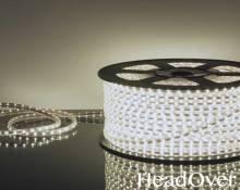 Светодиодная лента Elektrostandard LSTR001 220V 4,4W IP65 белый