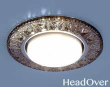 Точечный светодиодный светильник Elektrostandard 3022 GX53 GC тонированный