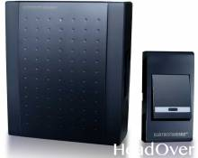 Звонок электромеханический Elektrostandard DBQ16 WM 1M IP44 Черный