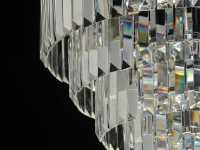 Хрустальная люстра ярусами MW-light 642010705 Аделард