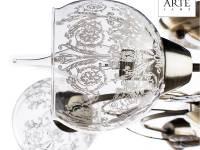 Люстра Arte Lamp A1292PL-5AB Martina