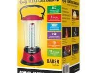 Кемпинговый светодиодный фонарь Elektrostandard Baker