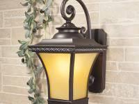 Уличный светильник Electrostandard Libra D (арт. GLXT-1408D) венге