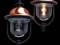 Уличный светильник MW-light 805010401