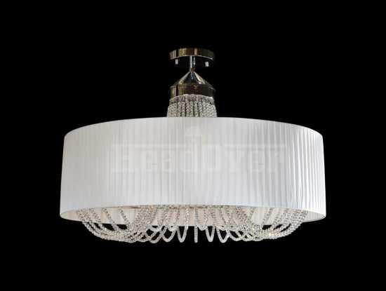 Потолочный светильник Newport 1408/S белый хром