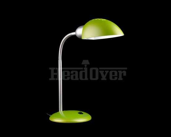 Настольная лампа Евросвет 1926 зеленый