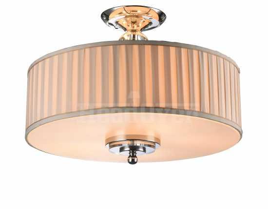 Потолочный светильник Newport 3105/PL никель