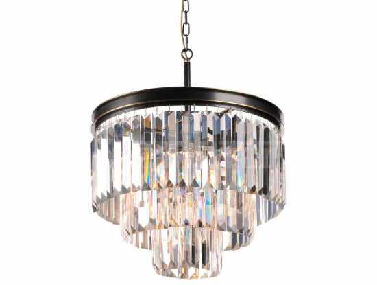 Подвесной светильник Newport 31106/S никель