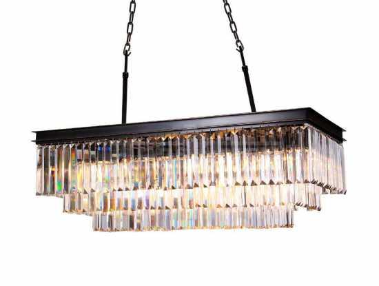 Подвесной светильник Newport 31111/S никель
