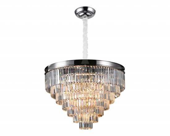 Подвесной светильник Newport 31118/S никель
