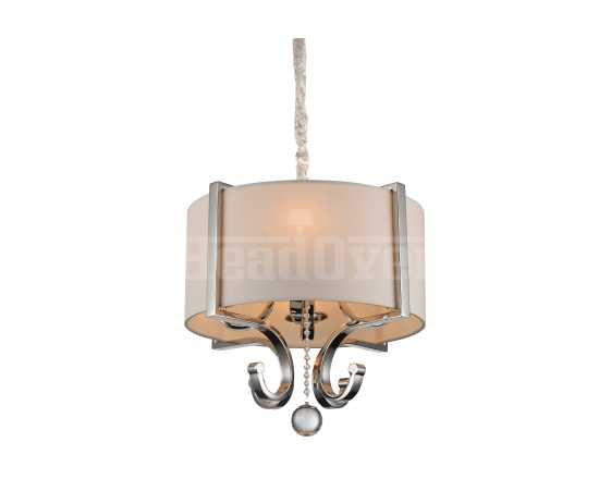 Подвесной светильник Newport 31304/S никель