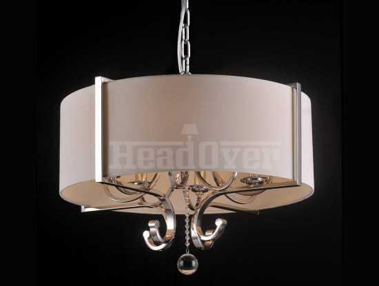 Подвесной светильник Newport 31308/S никель