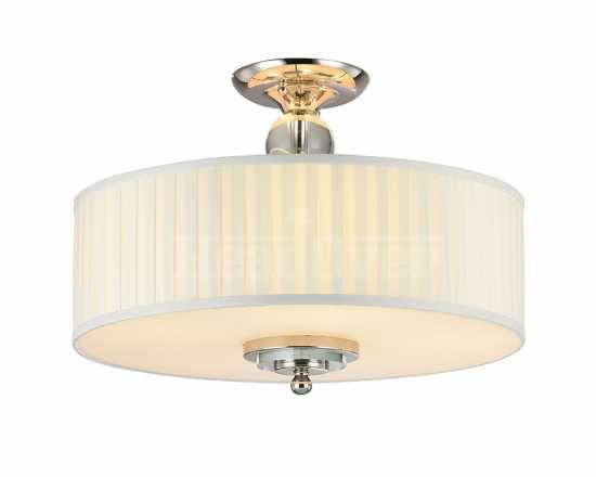 Потолочный светильник Newport 31705/PL никель