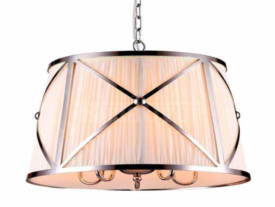 Подвесной светильник Newport 32307/S никель