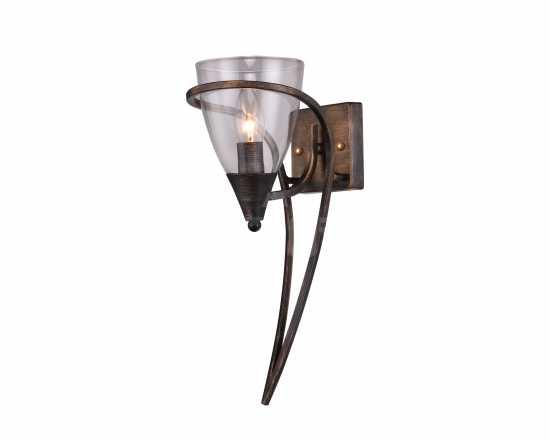Настенный светильник Escada 520/1A 520 Esc кофе