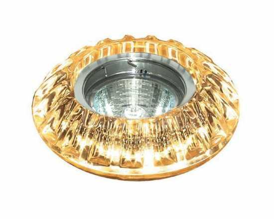 Точечный светильник Escada 558007 SAVONA хром