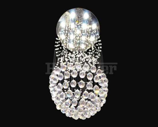 Потолочный светильник Newport 8113/230 хром