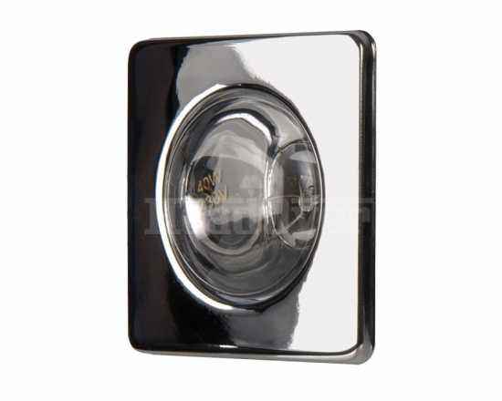 Точечный светильник S-50S, белый
