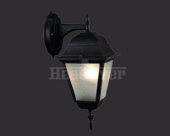 Уличный настенный светильник Arte Lamp A1012AL-1BK Bremen