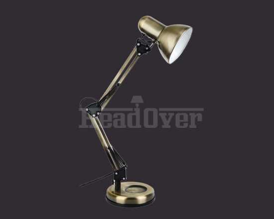 Офисная настольная лампа Arte Lamp A1330LT-1AB Junior