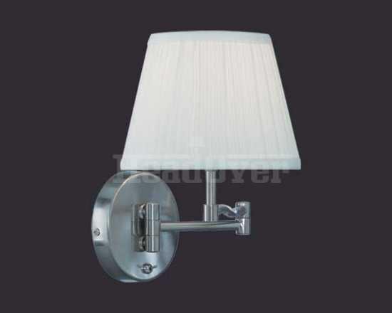 Бра Arte Lamp A2872AP-1SS California