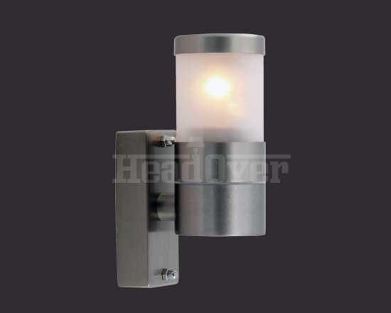Уличный светильник Arte Lamp A3201AL-1SS Rapido