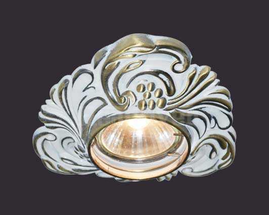 Точечный светильник Arte Lamp A5285PL-1WG Occhio
