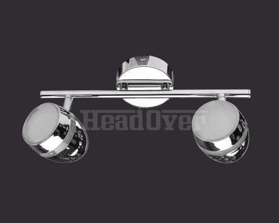 Спот Arte Lamp A6701PL-2CC Bombo