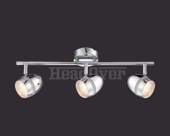 Спот Arte Lamp A6701PL-3CC Bombo