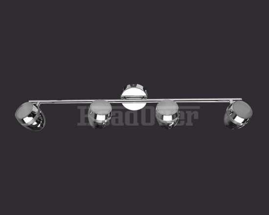 Спот Arte Lamp A6701PL-4CC Bombo