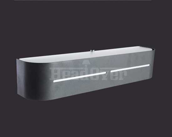 Бра Arte Lamp A7210AP-2BK Cosmopolitan