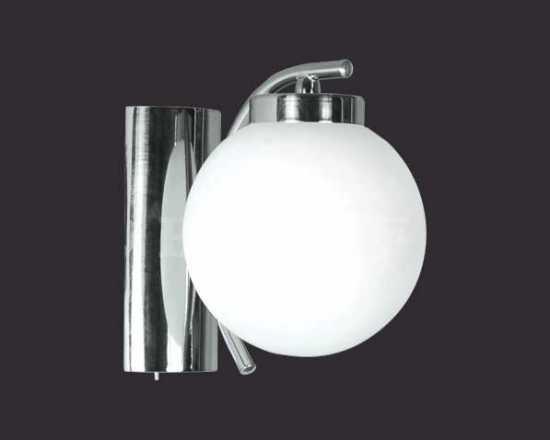Бра Arte Lamp A8170AP-1SS Cloud
