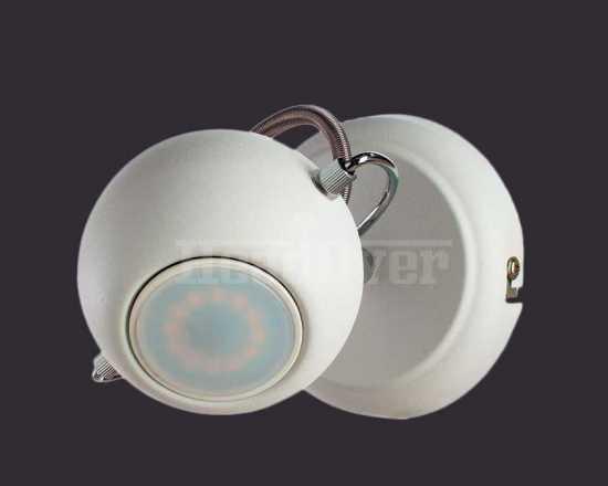 Спот Arte Lamp A9128AP-1WH Spia
