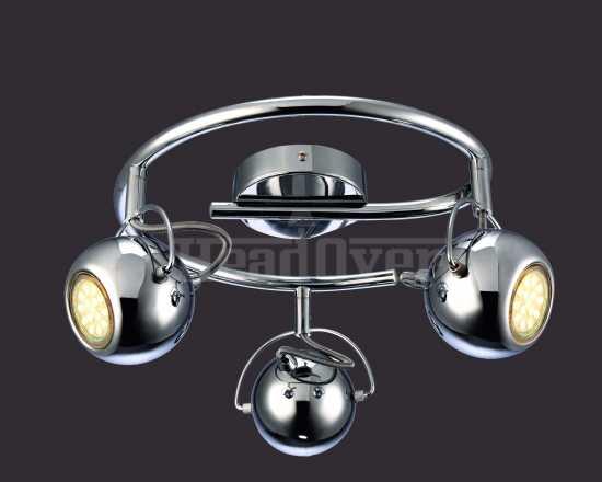 Спот Arte Lamp A9128PL-3CC Spia