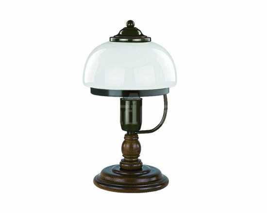 Настольная лампа Alfa 16948 PARMA Венге, Коричневый