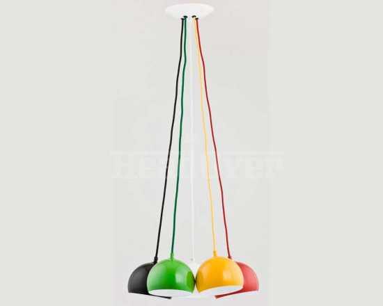 Подвесной светильник Alfa 60160 REWIA Разноцветный