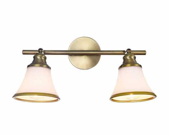 Настенно - потолочный светильник Freya FR2272-CW-02-BS Jasinta