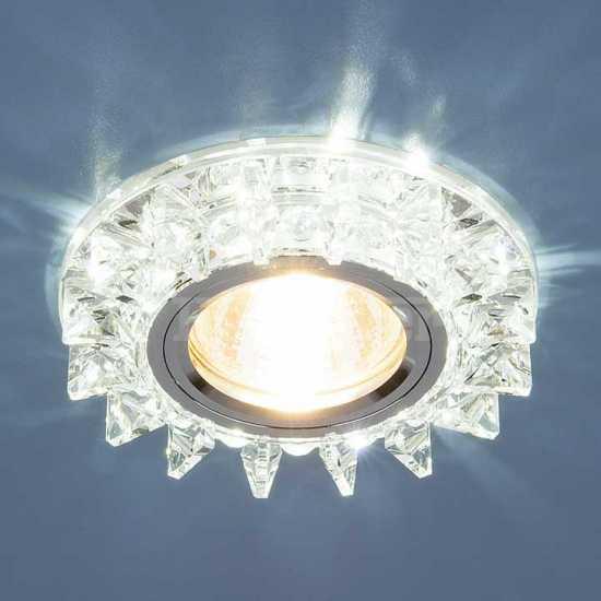 Точечный светильник светодиодный 6037 MR16 SL Elektrostandard