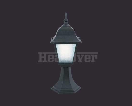 Уличный наземный светильник Arte Lamp A1016PA-1BK Bremen