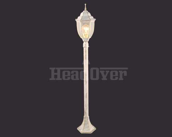 Уличный светильник Arte Lamp A3151PA-1WG Pegasus