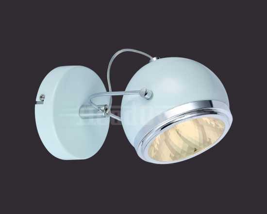 Спот Arte Lamp A4509AP-1WH Orbiter