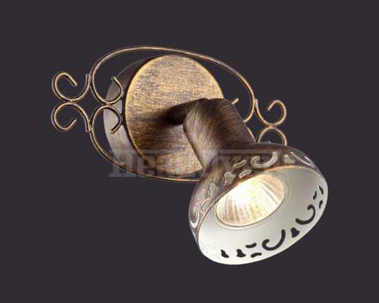 Спот Arte Lamp A5219AP-1BR Focus