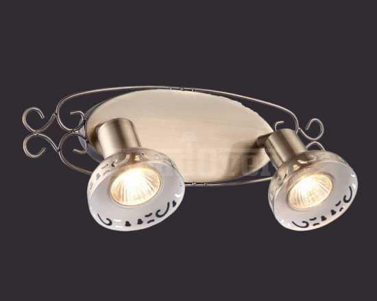 Спот Arte Lamp A5219AP-2AB Focus