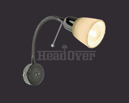 Бра Arte Lamp A7009AP-1BC Lettura