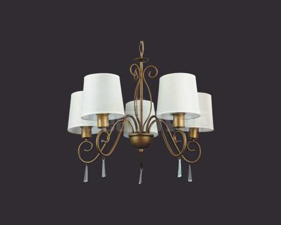 Люстра Arte Lamp A9239LM-5BR