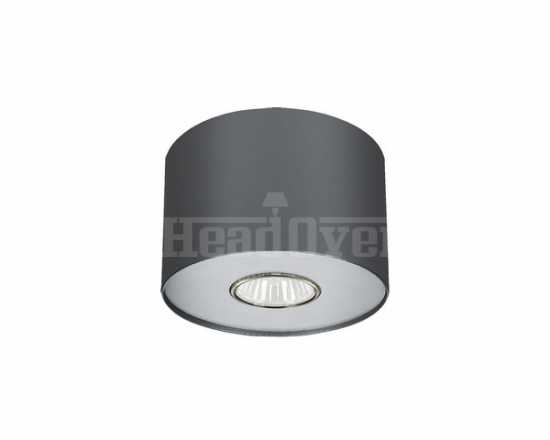 Точечный светильник Nowodvorski POINT GRAPHITE SILVER / GRAPHITE WHITE S 6006