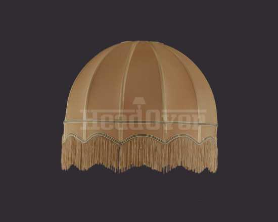 Абажур Фотон ткань стрейч 23-36 кремовый