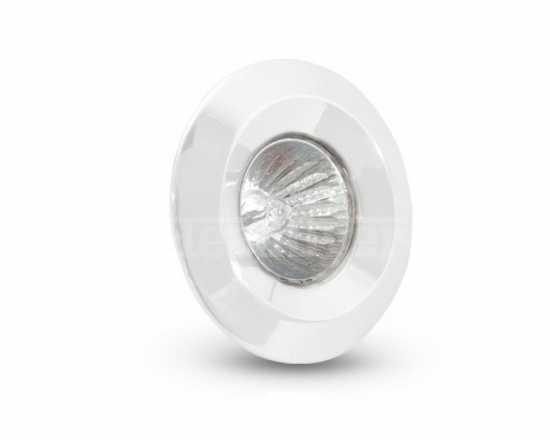 Точечный светильник  DL-2S, белый арт. OS-DL2S00-10